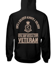 ROYAL ARMY MEDICAL CORPS Hooded Sweatshirt tile