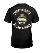 Royal Tank Regiment Classic T-Shirt back