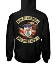 USS ESSEX LHD-2 Hooded Sweatshirt thumbnail