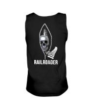 I AM A RAILROADER Unisex Tank thumbnail