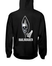 I AM A RAILROADER Hooded Sweatshirt thumbnail