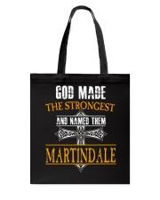 M-A-R-T-I-N-D-A-L-E Awesome Tote Bag thumbnail