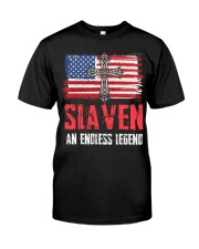S-L-A-V-E-N Awesome Premium Fit Mens Tee thumbnail