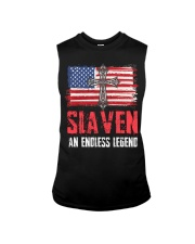 S-L-A-V-E-N Awesome Sleeveless Tee thumbnail