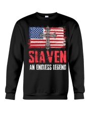 S-L-A-V-E-N Awesome Crewneck Sweatshirt thumbnail