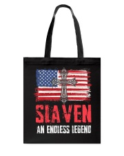 S-L-A-V-E-N Awesome Tote Bag thumbnail