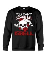 I-S-B-E-L-L Awesome Crewneck Sweatshirt thumbnail