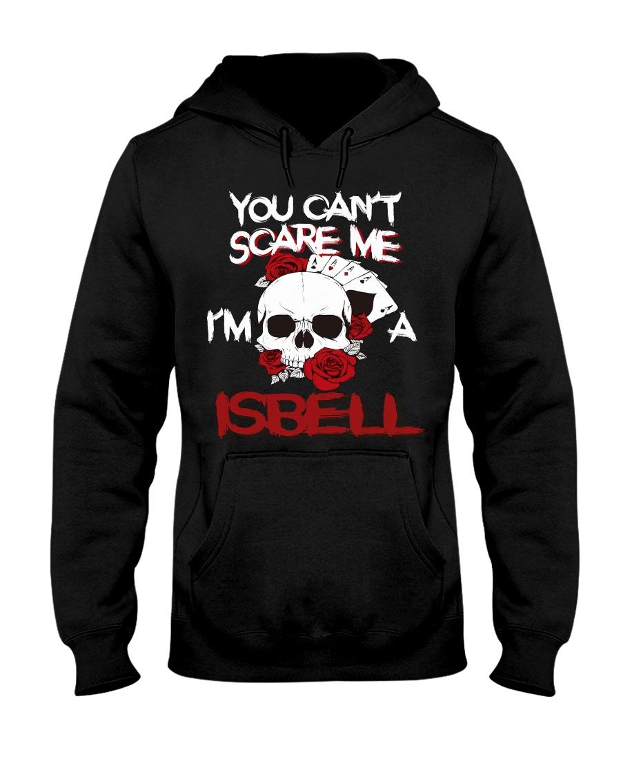 I-S-B-E-L-L Awesome Hooded Sweatshirt