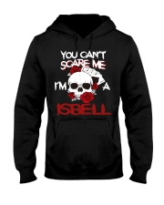 I-S-B-E-L-L Awesome Hooded Sweatshirt front