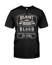 B-E-L-M-O-N-T Awesome Classic T-Shirt thumbnail