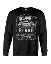 B-E-L-M-O-N-T Awesome Crewneck Sweatshirt thumbnail