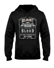 B-E-L-M-O-N-T Awesome Hooded Sweatshirt front