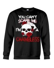 C-H-A-M-B-L-E-S-S Awesome Crewneck Sweatshirt thumbnail
