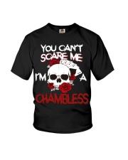 C-H-A-M-B-L-E-S-S Awesome Youth T-Shirt thumbnail