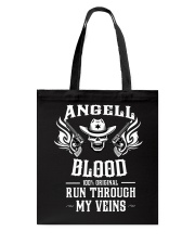 A-N-G-E-L-L Awesome Tote Bag thumbnail