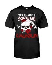 C-A-L-H-O-U-N Awesome Classic T-Shirt thumbnail