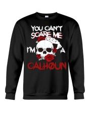 C-A-L-H-O-U-N Awesome Crewneck Sweatshirt thumbnail