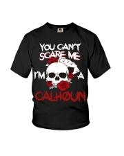 C-A-L-H-O-U-N Awesome Youth T-Shirt thumbnail