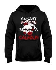 C-A-L-H-O-U-N Awesome Hooded Sweatshirt front