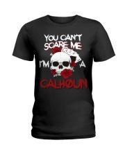 C-A-L-H-O-U-N Awesome Ladies T-Shirt thumbnail