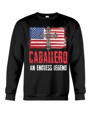 C-A-B-A-L-L-E-R-O Awesome Crewneck Sweatshirt tile