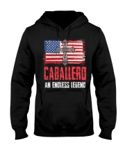 C-A-B-A-L-L-E-R-O Awesome Hooded Sweatshirt front