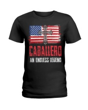 C-A-B-A-L-L-E-R-O Awesome Ladies T-Shirt thumbnail