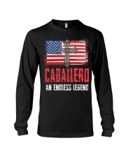 C-A-B-A-L-L-E-R-O Awesome Long Sleeve Tee thumbnail