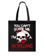 M-C-W-I-L-L-I-A-M-S Awesome Tote Bag thumbnail