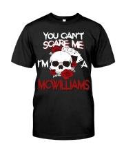 M-C-W-I-L-L-I-A-M-S Awesome Classic T-Shirt thumbnail