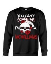 M-C-W-I-L-L-I-A-M-S Awesome Crewneck Sweatshirt thumbnail