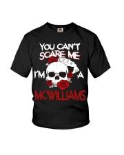 M-C-W-I-L-L-I-A-M-S Awesome Youth T-Shirt thumbnail