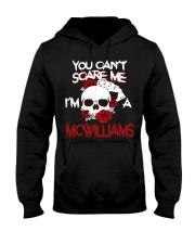 M-C-W-I-L-L-I-A-M-S Awesome Hooded Sweatshirt front