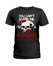 M-C-W-I-L-L-I-A-M-S Awesome Ladies T-Shirt thumbnail