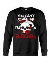 B-U-R-C-H-E-L-L Awesome Crewneck Sweatshirt tile