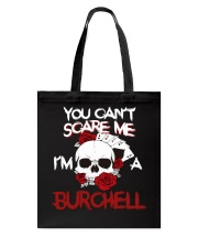 B-U-R-C-H-E-L-L Awesome Tote Bag thumbnail