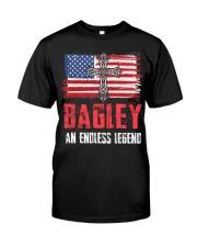 B-A-G-L-E-Y Awesome Classic T-Shirt thumbnail