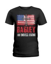 B-A-G-L-E-Y Awesome Ladies T-Shirt thumbnail