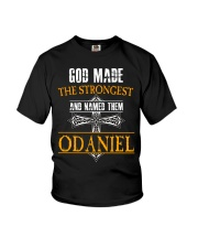 O-D-A-N-I-E-L Awesome Youth T-Shirt thumbnail