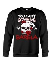 B-A-R-E-L-A Awesome Crewneck Sweatshirt thumbnail