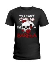 B-A-R-E-L-A Awesome Ladies T-Shirt thumbnail