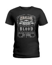 C-E-B-A-L-L-O-S Awesome Ladies T-Shirt thumbnail