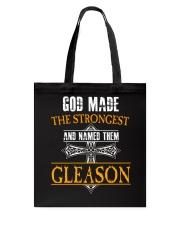 G-L-E-A-S-O-N Awesome Tote Bag thumbnail