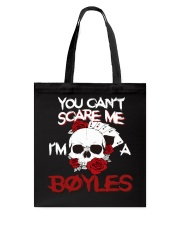 B-O-Y-L-E-S Awesome Tote Bag tile