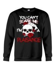 P-L-A-I-S-A-N-C-E Awesome Crewneck Sweatshirt thumbnail