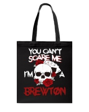 B-R-E-W-T-O-N Awesome Tote Bag thumbnail