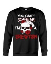 B-R-E-W-T-O-N Awesome Crewneck Sweatshirt thumbnail