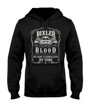 B-I-X-L-E-R Awesome Hooded Sweatshirt front
