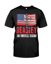 B-E-A-S-L-E-Y Awesome Classic T-Shirt tile