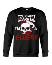 E-L-B-E-R-T Awesome Crewneck Sweatshirt thumbnail